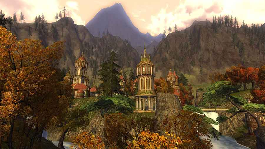 Turbine's Shift To Mobile Gaming Isn't All Doom And Gloom For Lord Of The Rings Online Players