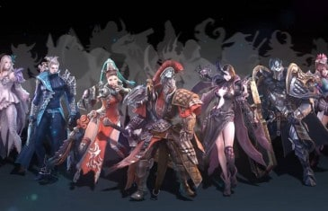 Tencent Reveal New Website For Upcoming Diablo Style MMO – Lost Ark