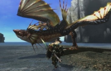The Ideal MMO – Monster Hunter