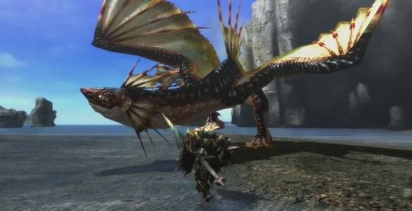 CryEngine 3 Makes New Monster Hunter MMO A Reality