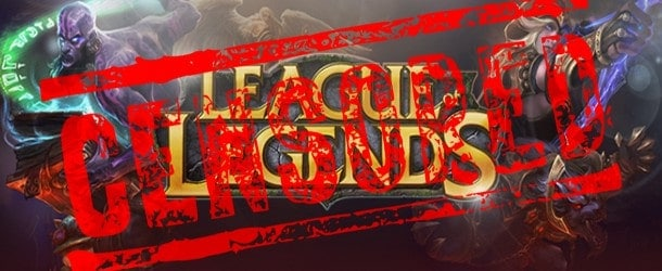 Censorship Spells Trouble for League of Legends Patcher
