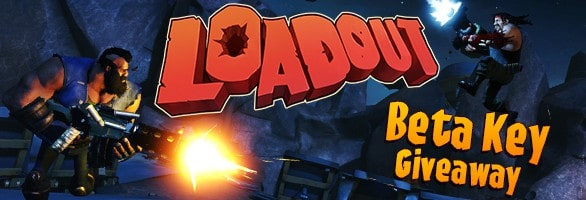 Loadout Closed Beta Key Giveaway