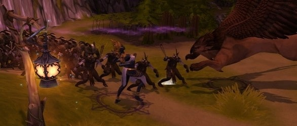 The Ideal MMO – MOBARTS