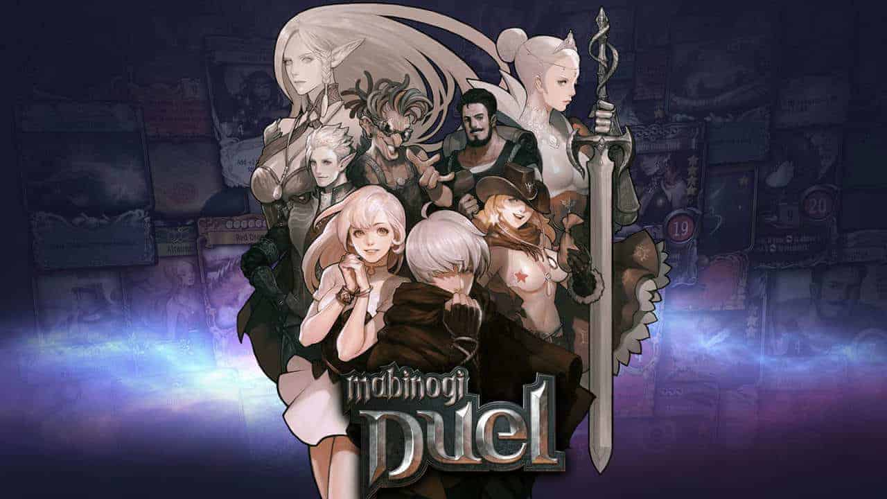 Mabinogi Duel Now Available On Mobile Platforms