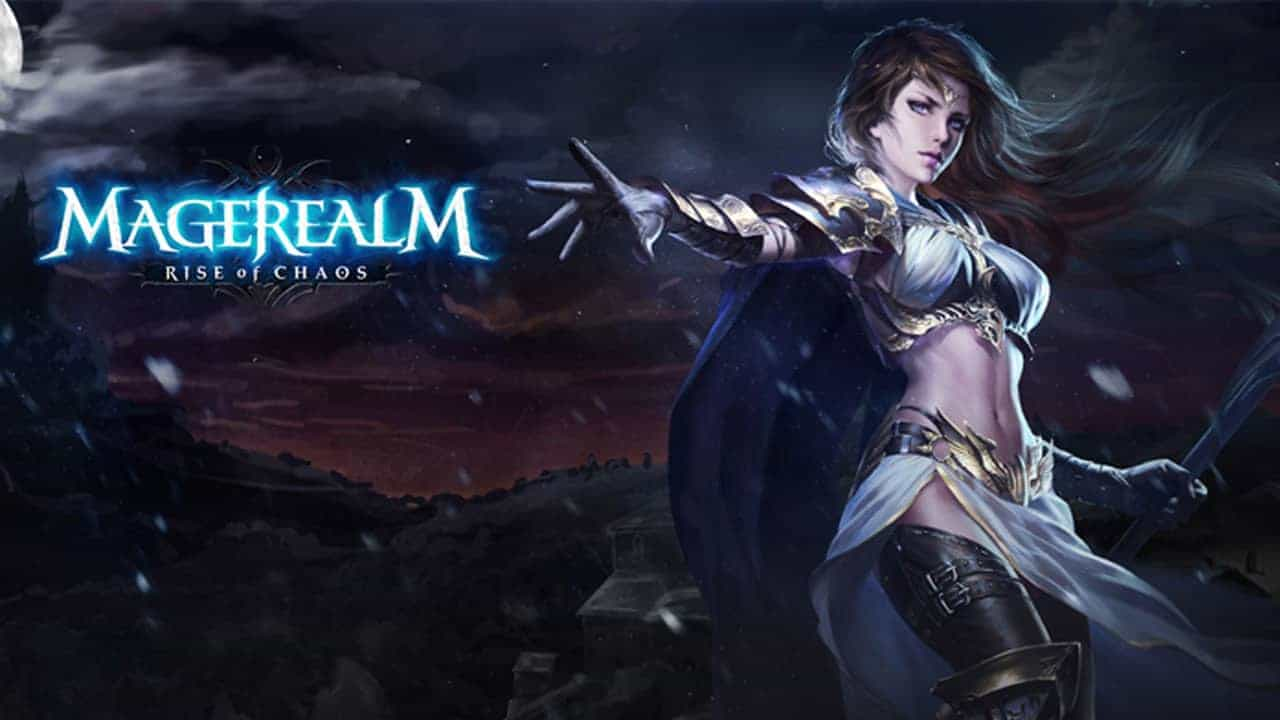 Magerealm Closed Beta