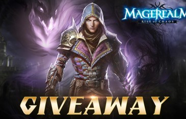 Magerealm Closed Beta Key Item Giveaway