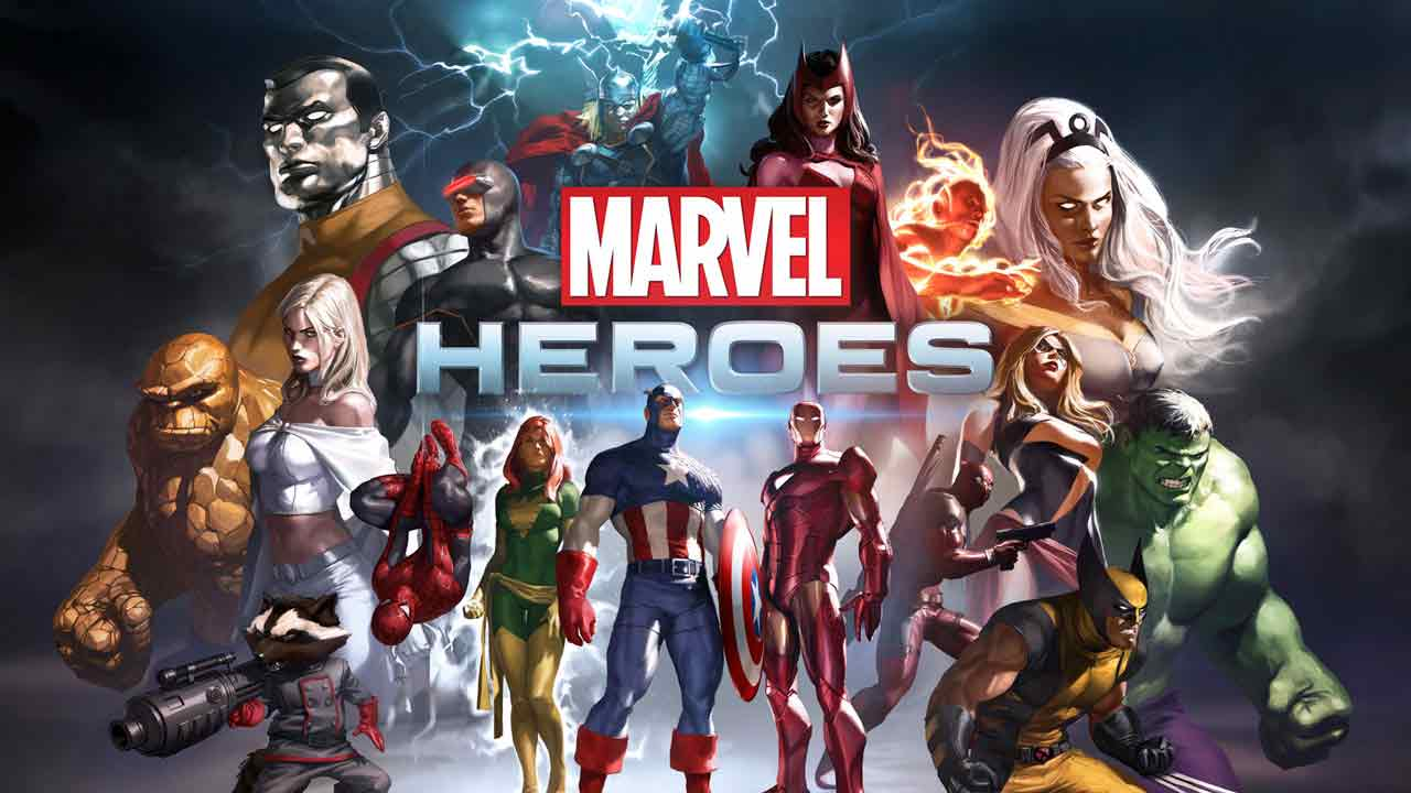 Marvel Heroes 2016 Launches In South Korea