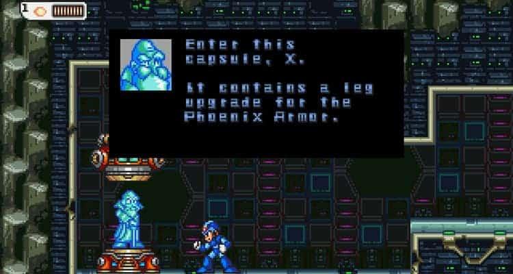 Megaman X Corrupted
