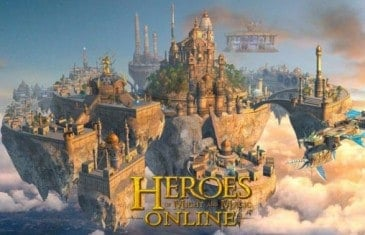 Might & Magic Heroes Online Now Available