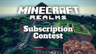 Minecraft Realms Subscription Contest (1) (1)
