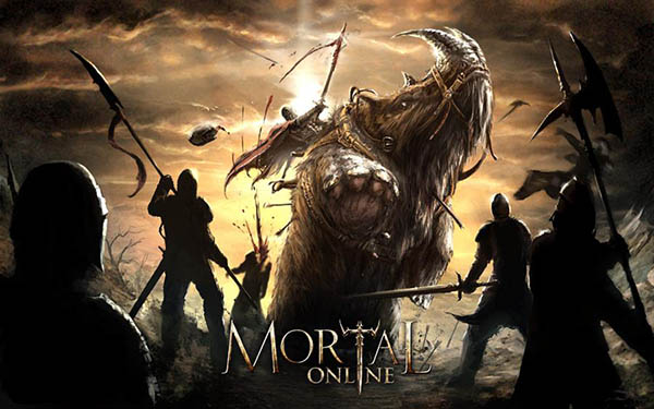 Mortal Online's Engine Receives Huge Improvements