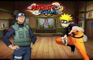 Naruto Saga Closed Beta Begins