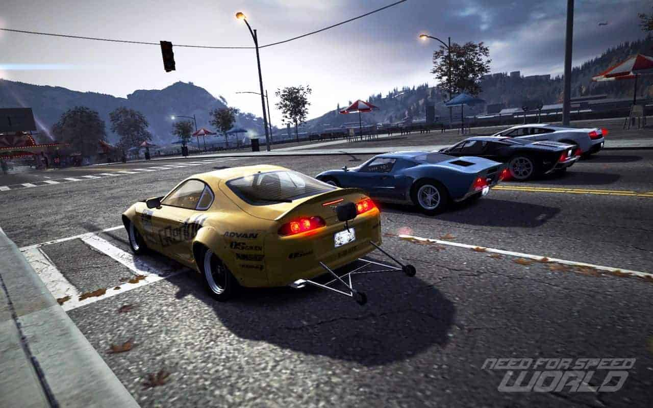 Need For Speed World 1280x720