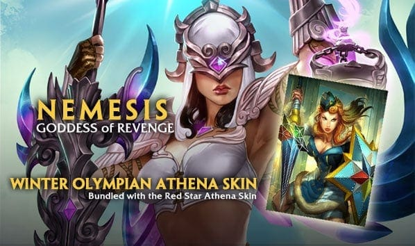 Get Your Revenge On In SMITE