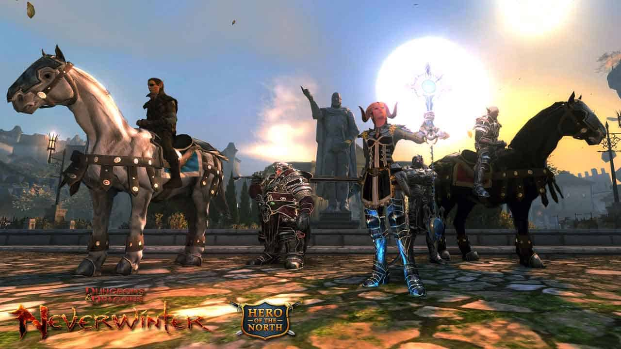 Neverwinter Now Available To Play On PlayStation 4