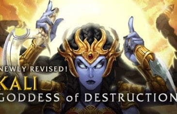 New Look Kali Released For SMITE