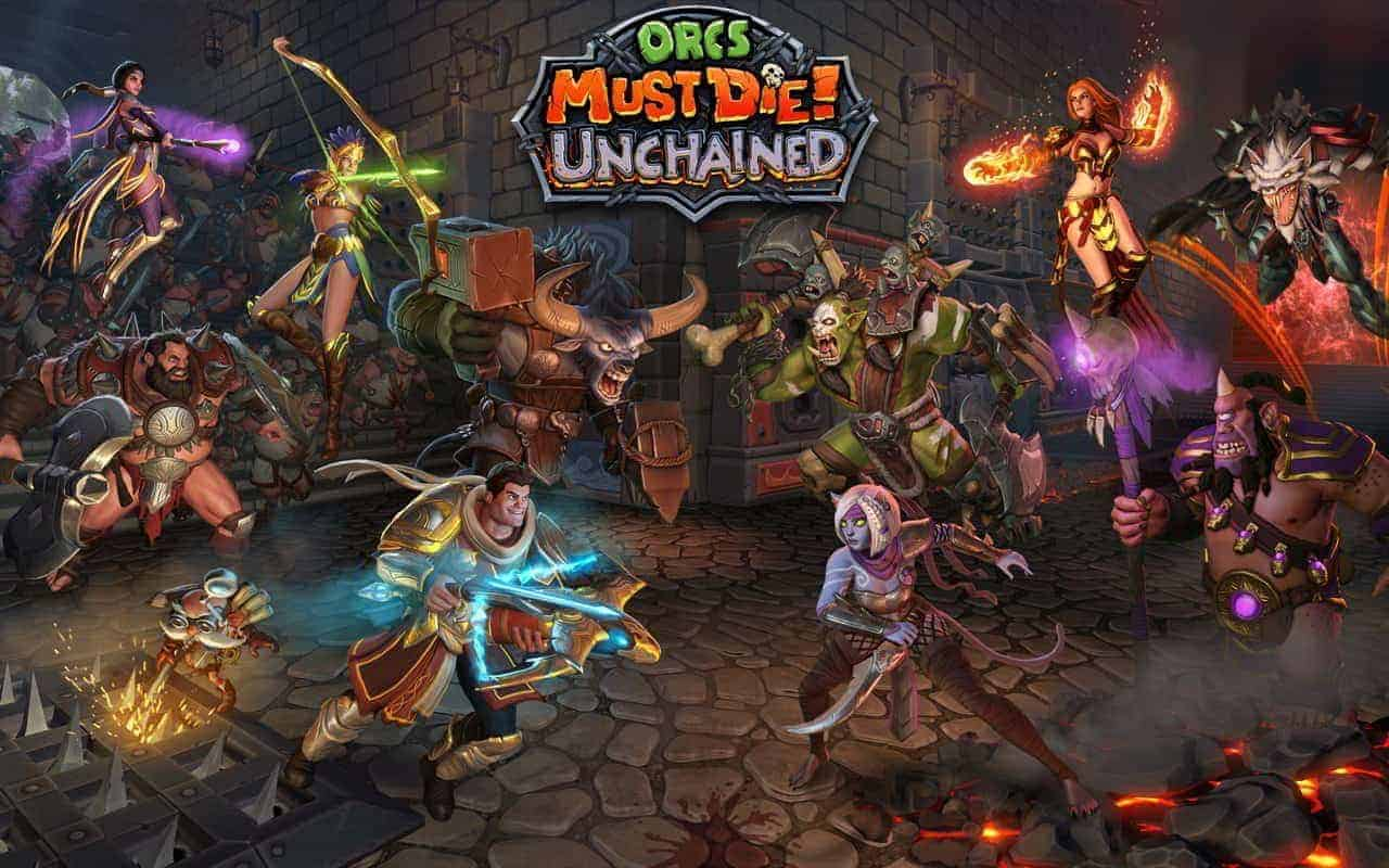 Orcs Must Die! Unchained Enters Closed Beta Phase 2