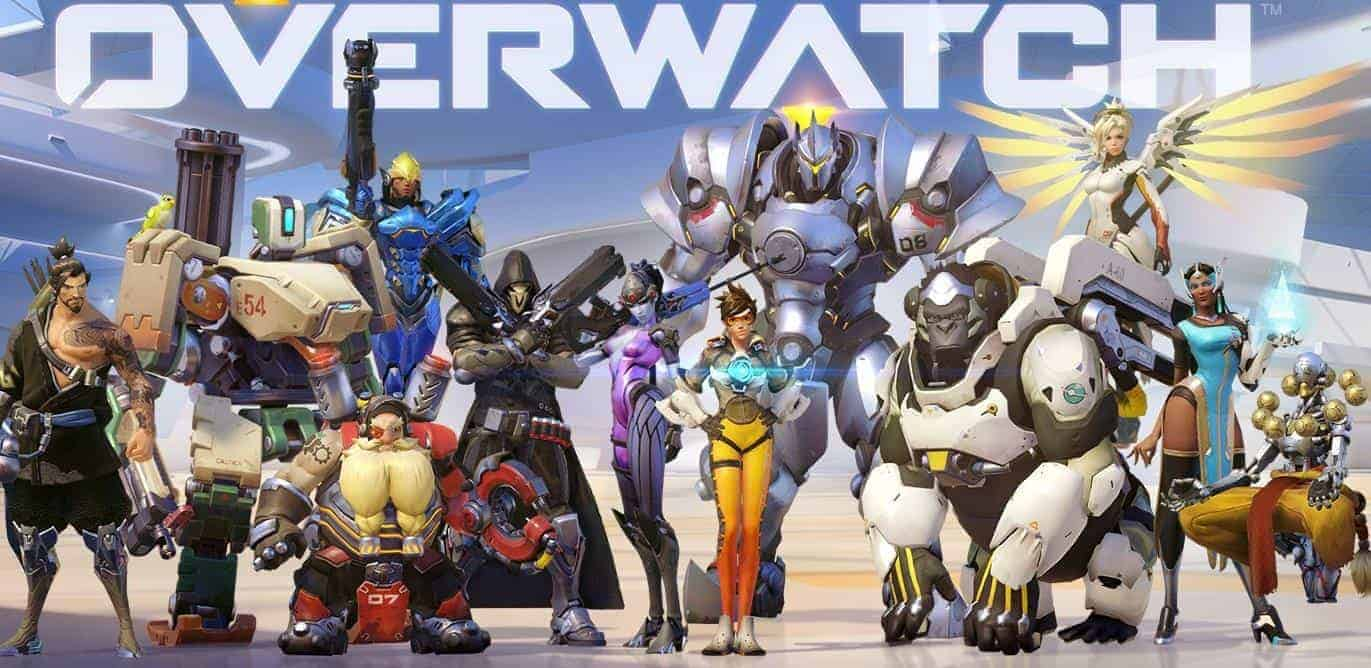 Blizzard Reveal New Team-Based Shooter, Overwatch