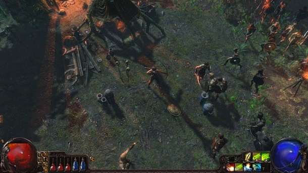 Path of Exile – New Patch and Supporter Packs