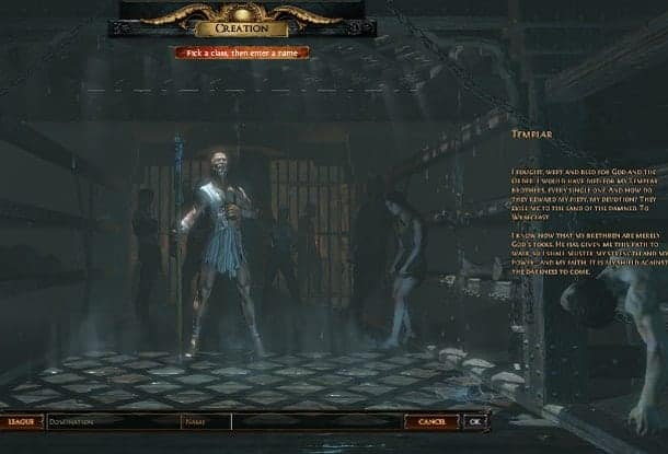 First Path Of Exile Expansion Revealed