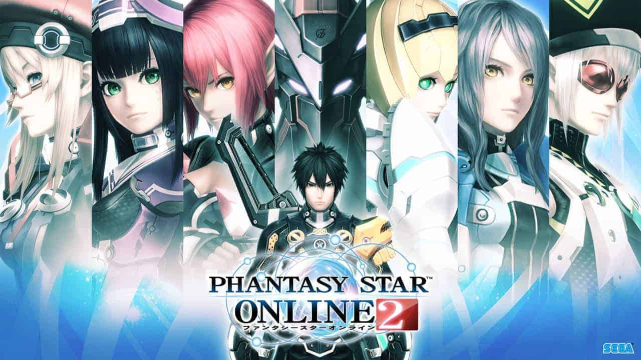 PlayStation 4 Prepares To Welcome Phantasy Star Online 2 In The East