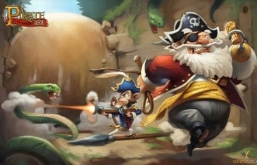 Pirate101 Celebrates 4th Birthday With Gifts For All Players