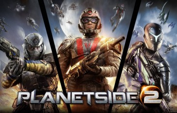 PlanetSide 2 Festive Event Nears Final Days