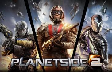 PlanetSide 2 News