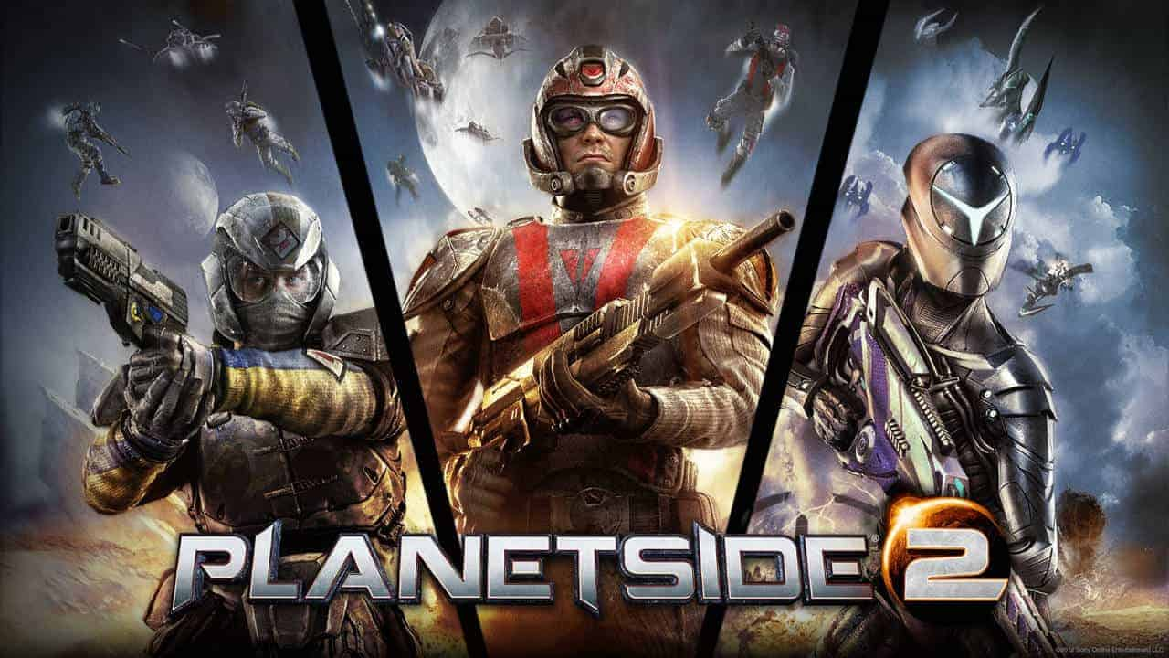 PlanetSide 2 PlayStation 4 Launch Day Arrives