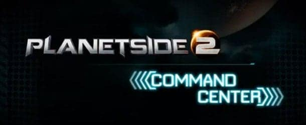 PlanetSide 2 Giveaway: Command Center Loot