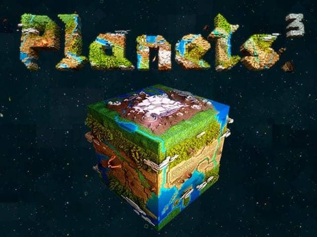 Planets3 – Above & Beyond Kickstarter