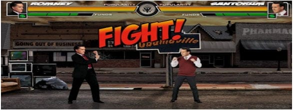 Political Kombat '12 – FIGHT!
