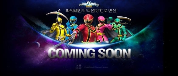 Power Rangers Online – Open Beta In Full Swing