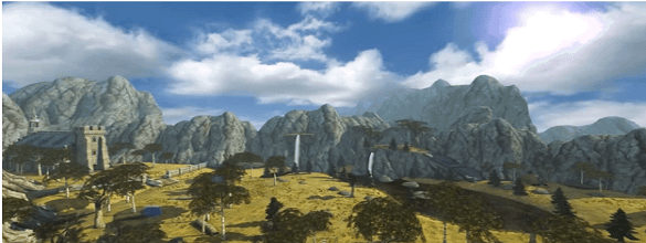 Ravensword: Shadowlands – Will Be Biggest 3D World For iOS