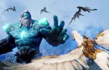 More PvP Options On The Way For Riders Of Icarus