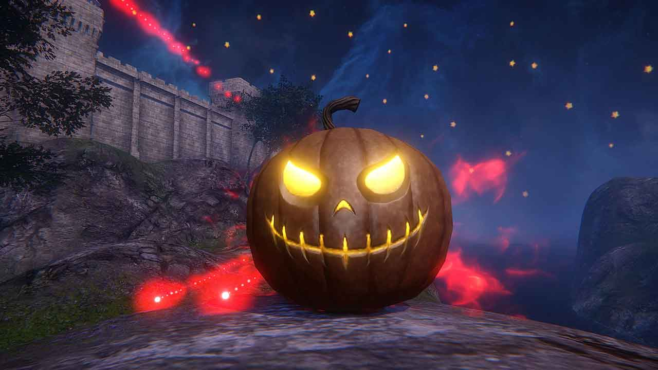 Sneak Peek At Riders Of Icarus' Halloween Event Lineup