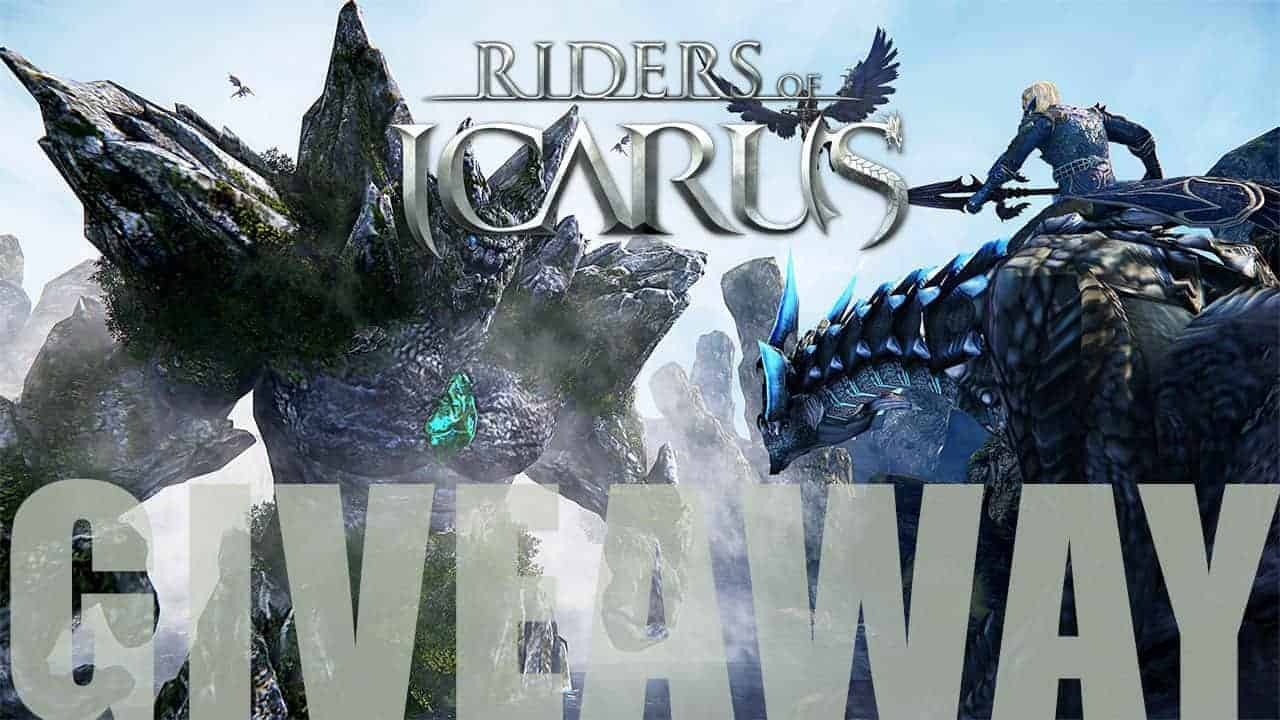 Riders of Icarus Closed Beta 2 Key Giveaway