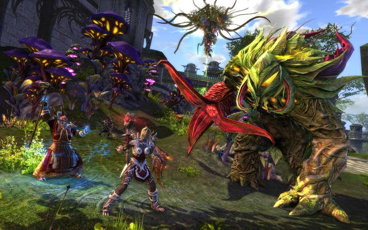 Rift Celebrates 50,000 Years Of Playtime Since Launch