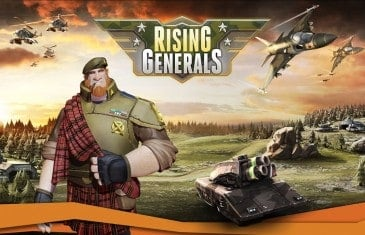 Rising Generals News