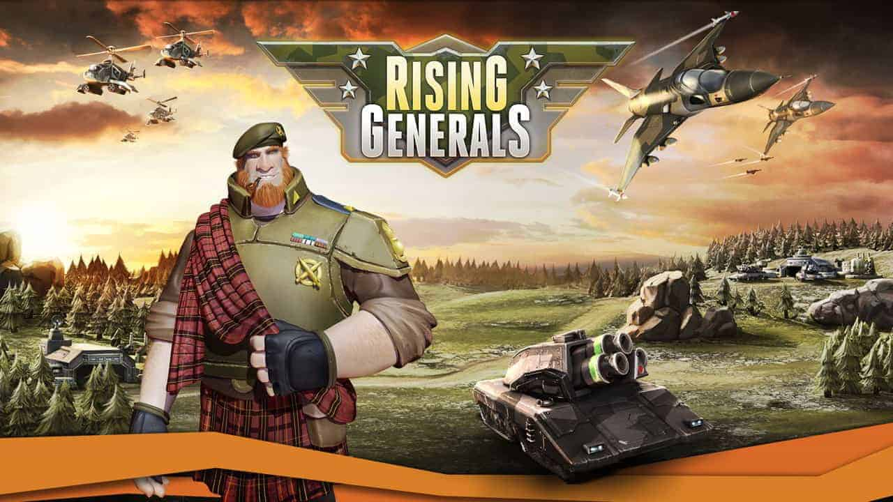 US Exclusive Open Beta Begins For Rising Generals