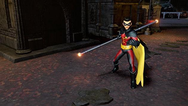 Robin Joins Infinite Crisis Lineup