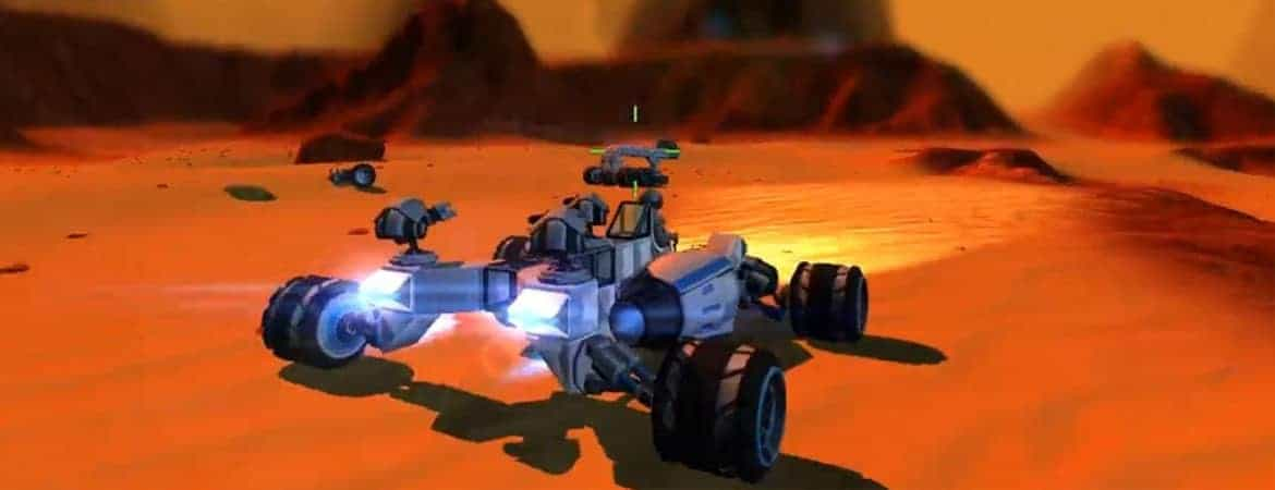 Freejam Announce Curse VOIP Support For Robocraft