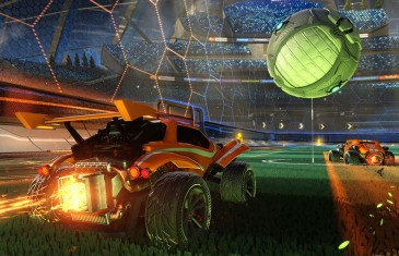 Rocket League 1280x720