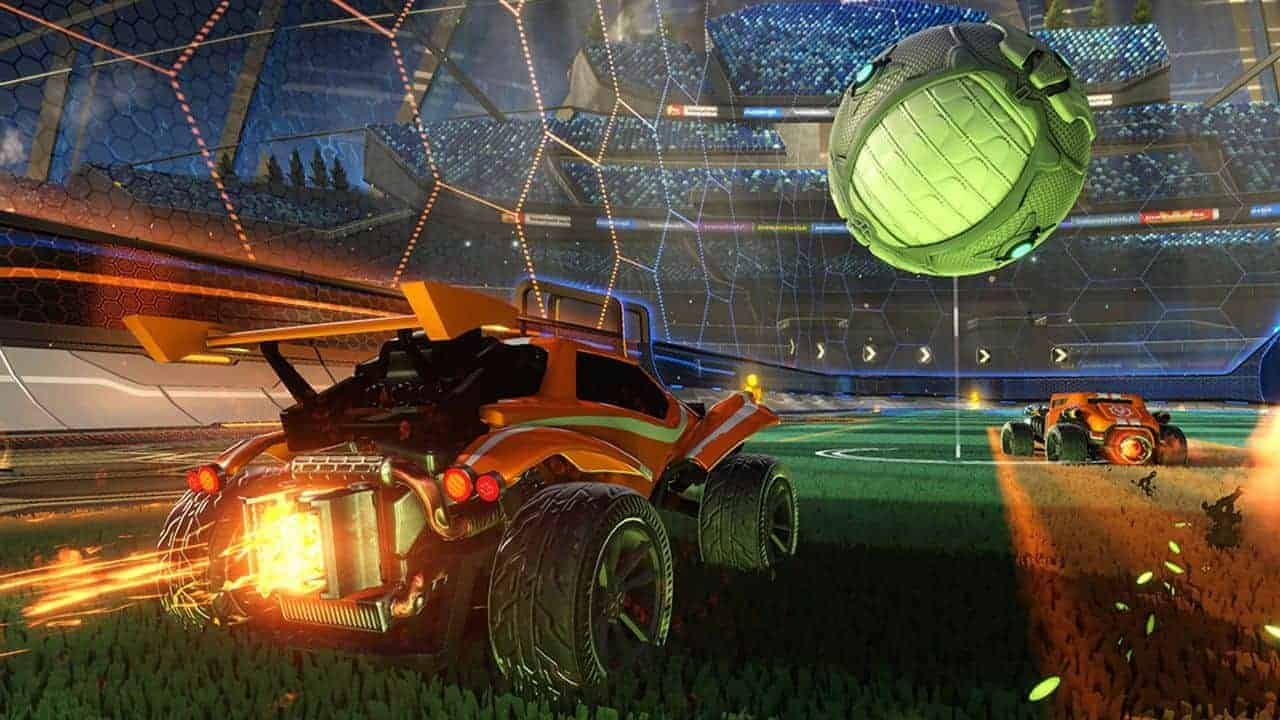 Online Sports-Action Multiplayer Rocket League Debuts On PlayStation 4