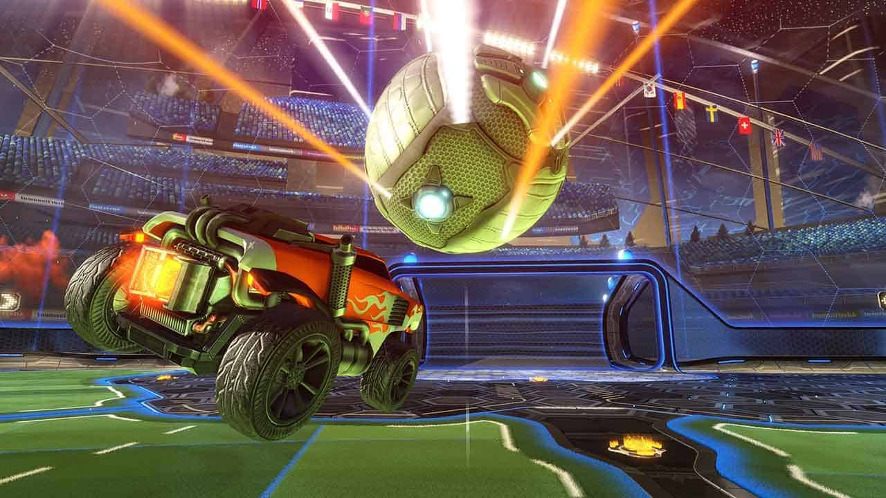 Rocket League Championship Series International Heading To Twitch This Weekend