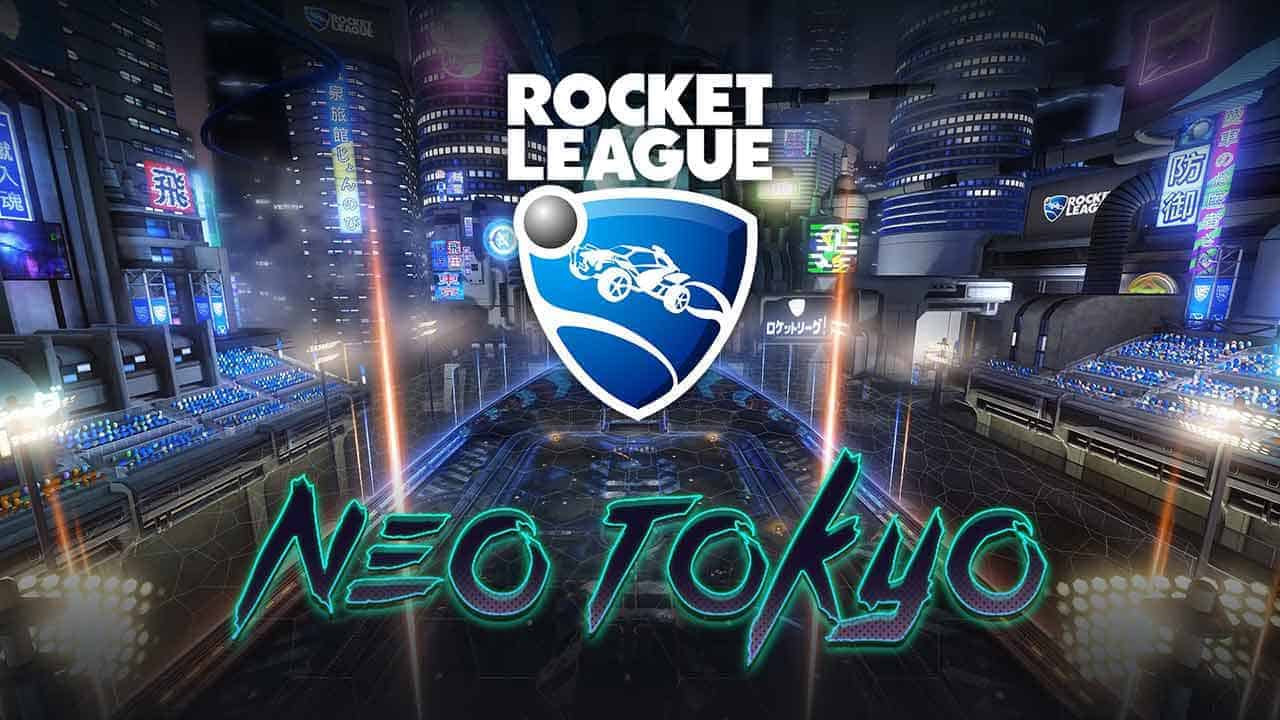 Neo Tokyo Set To Be Rocket League's Biggest Update To Date