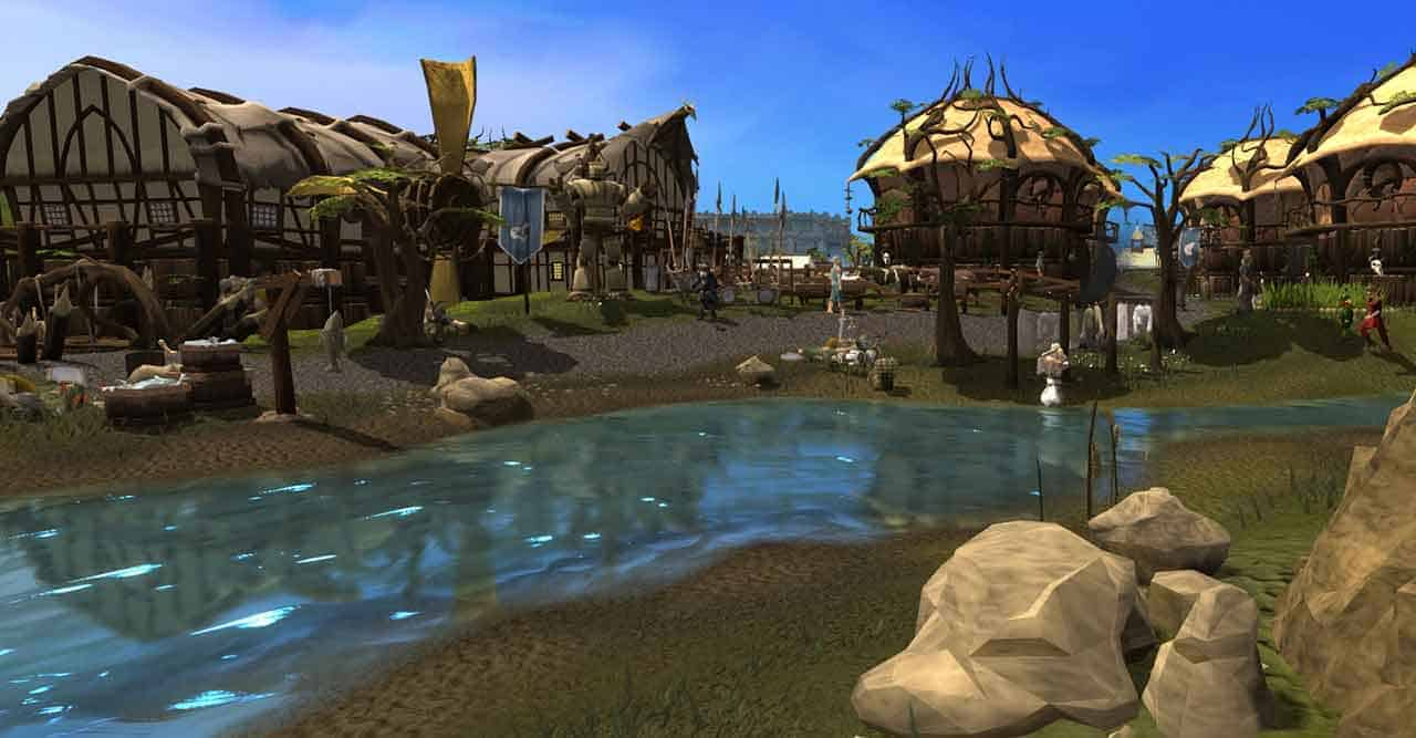 Chinese Based Mining Company Shandong Hongda Buys Out RuneScape Developer Jagex