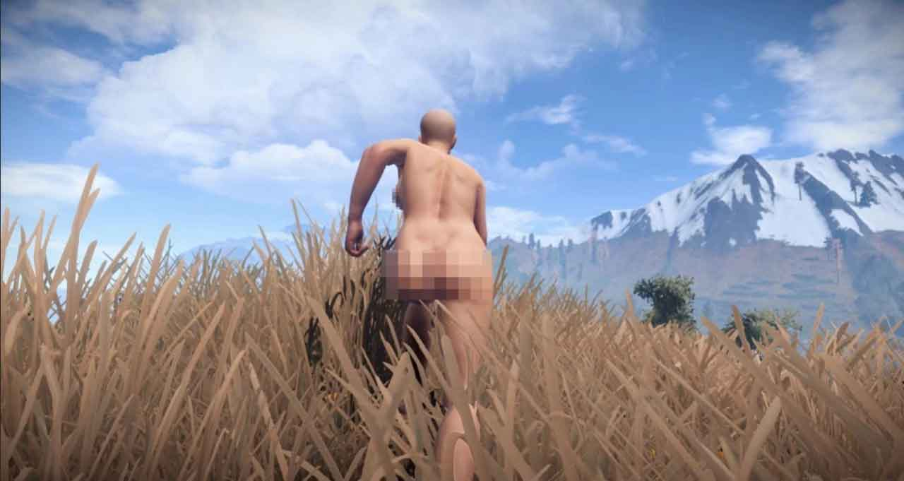 Female Character Models Introduced To Rust