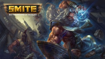 Battlegrounds of the gods invades steam with smite launch