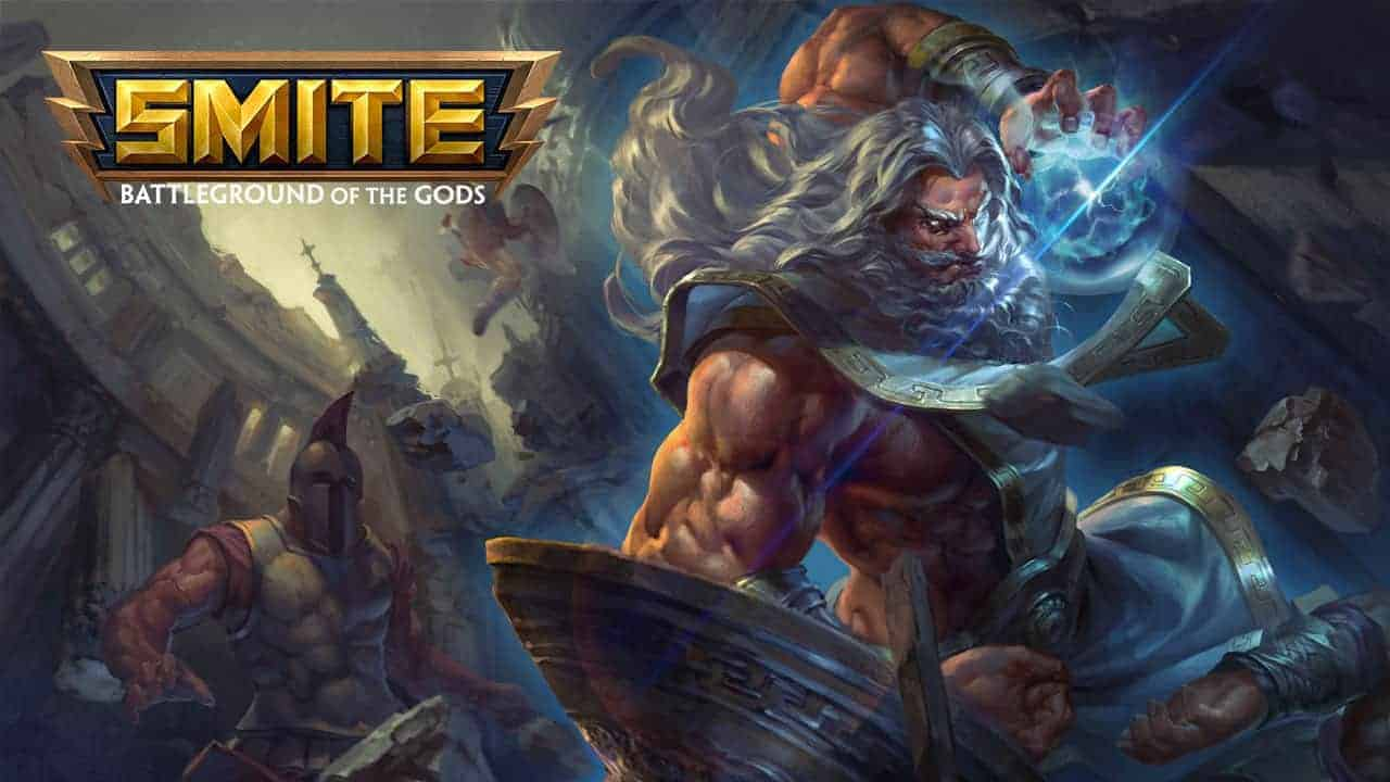 SMITE Open Beta Arrives On Xbox One